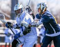 Shamrocks notch 1st lacrosse win of season