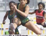 Harrison still talented team in girls track and field