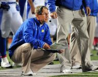 New IMG Academy football coach Kevin Wright talks his philosophy and growing the program