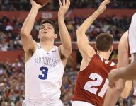 Before Grayson Allen keyed Duke's title surge, he was American Family Insurance dunk champion