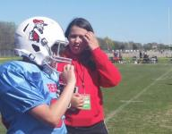 Texas 22-year-old wants to be state's first female HS football head coach