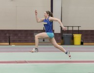 Long jumper Kate Hall of Maine topples oldest female high school field record
