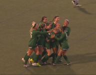 Mountain Vista girls soccer hands ThunderRidge first loss of the season