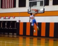 VIDEO: This sophomore's dunk in a Florida practice is pret-tay, pret-tay good