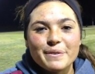 California softball pitcher with 41 strikeouts on day, but team loses tournament despite perfect game in final
