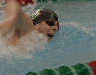 Smoky Hill vs Mullen swim meet