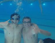 Creek gets big rivalry win over Regis in swim meet