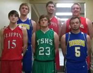 Locals compete at all-star exhibition