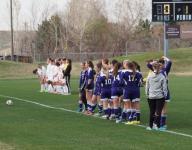 PHOTO GALLERY: Littleton @ Golden Girls Soccer