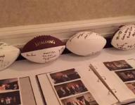 Section V football inducts Hall of Famers