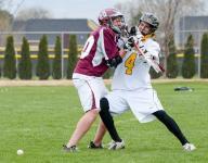 Viewer photos: Centennial vs Bishop Kelly junior varsity lacrosse 4/4/2015