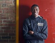 UCLA and world beckon Benjamin, top area track star
