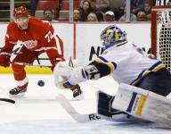 Erik Cole done with Red Wings after spinal contusion