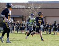 Boys varsity lacrosse: Meridian vs Payette 4/8/2015