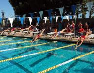 Indians edge La Quinta swimmers in final relay for win