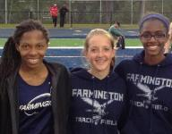 Falcons feature outstanding athletes in girls track