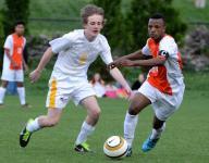 Muganga's goals lift Stratford past Lipscomb