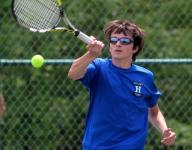Highlands' boys' tennis team led by tri-captains