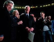 Gordie Howe fights back from stroke