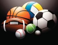 Tennis, golf, volleyball, and track results for Tuesday, April 14