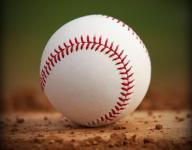 Watkins Memorial baseball 4, Licking Valley baseball 3