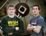 Lee, Bloy P-C Media wrestlers of the year