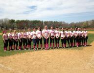 Softball: Shore teams raise money for Breast Cancer research