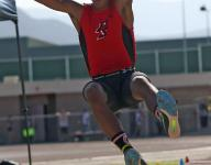 VALLEY: Ricky Wright leads Palm Springs at Mt. Sac meet