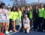 No. 1 Northville girls netters rule important quad
