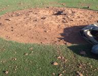 Chaparral baseball field in good shape after vandalism