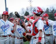 J.L. Mann baseball team celebrates Region 2-AAAA title