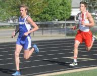 Rebels win 3rd straight Bomber Relays title