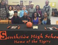 Southside seniors sign to play basketball at Converse