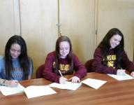 Nanuet sees trio sign with STAC