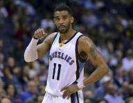 Grizzlies' Mike Conley playing through foot pain