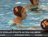 Meijer Scholar Athlete Alyssa Kalsbeek