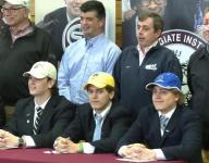 Nine St. Joe's lacrosse players sign letters of intent