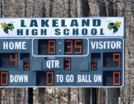 Scoreboard for April 22