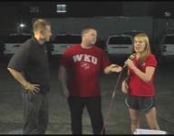HS Gametime crew does ALS Ice Bucket Challenge on air