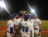 Canterbury clinches District 3A-11 baseball title