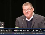Canton schools vote to merge Timken, McKinley high schools