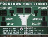 Scoreboard for April 25