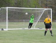 IR soccer's big test ends in 5-1 defeat to CR