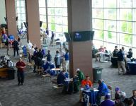 Titans recruiting fair brings coaches together