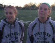 Girls Lacrosse: Irish Megan Kilpatrick delivers in OT