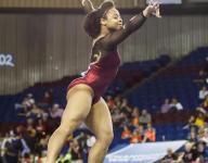 Clark grad, gymnast McGee named NCAA All-American