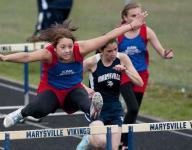 St. Clair girls, Marysville boys win dual
