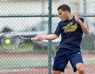 No. 1 seed Holmdel gets Shore Conference Tournament tennis quarterfinal win