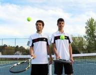Love-Love: Murphy brothers share passion for tennis