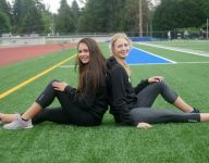 Bothell track's Stavig sisters eye state title